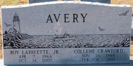 AVERY JR., ROY LAFAYETTE - Wakulla County, Florida | ROY LAFAYETTE AVERY JR. - Florida Gravestone Photos