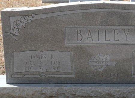 BAILEY, JAMES K - Wakulla County, Florida | JAMES K BAILEY - Florida Gravestone Photos