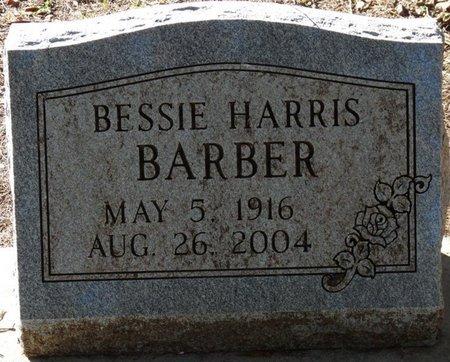 HARRIS BARBER, BESSIE - Wakulla County, Florida   BESSIE HARRIS BARBER - Florida Gravestone Photos