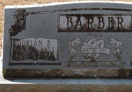 BARBER, DORIAN B - Wakulla County, Florida | DORIAN B BARBER - Florida Gravestone Photos