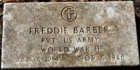 """BARBER (VETERAN WWII), FREDDIE """"DAN"""" (NEW) - Wakulla County, Florida   FREDDIE """"DAN"""" (NEW) BARBER (VETERAN WWII) - Florida Gravestone Photos"""