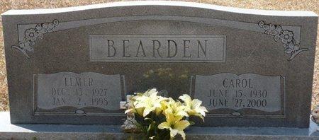 BEARDEN, ELMER - Wakulla County, Florida | ELMER BEARDEN - Florida Gravestone Photos