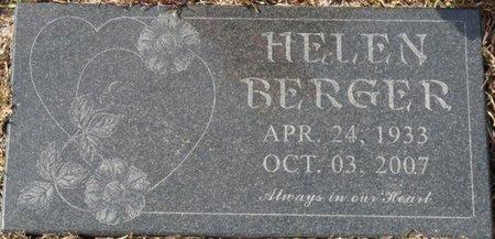 BERGER, HELEN - Wakulla County, Florida   HELEN BERGER - Florida Gravestone Photos