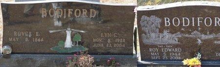 BODIFORD, ROY EDWARD - Wakulla County, Florida | ROY EDWARD BODIFORD - Florida Gravestone Photos