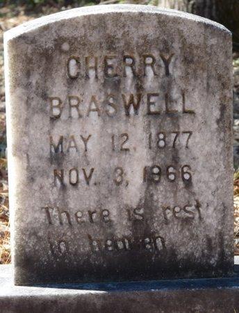 BRASWELL, CHERRY - Wakulla County, Florida | CHERRY BRASWELL - Florida Gravestone Photos