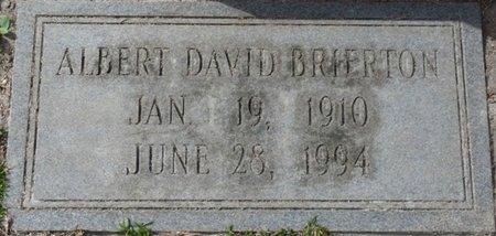 BRIERTON, ALBERT DAVID - Wakulla County, Florida   ALBERT DAVID BRIERTON - Florida Gravestone Photos