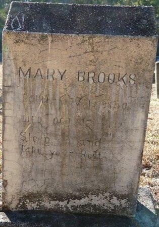 BROOKS, MARY - Wakulla County, Florida | MARY BROOKS - Florida Gravestone Photos