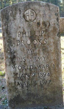 BROOKS (VETERAN WWI), PHILLIP (NEW) - Wakulla County, Florida | PHILLIP (NEW) BROOKS (VETERAN WWI) - Florida Gravestone Photos