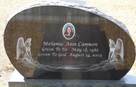 CANNON, MELANIE ANN - Wakulla County, Florida | MELANIE ANN CANNON - Florida Gravestone Photos