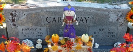 CARRAWAY, HARVEY B - Wakulla County, Florida | HARVEY B CARRAWAY - Florida Gravestone Photos