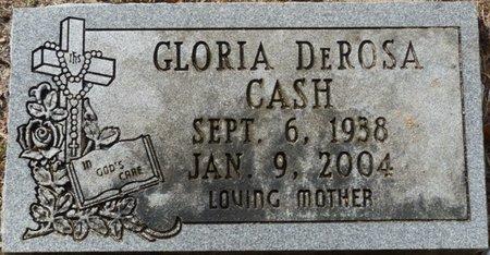 CASH, GLORIA - Wakulla County, Florida | GLORIA CASH - Florida Gravestone Photos
