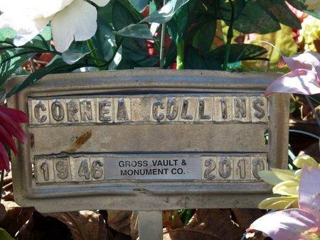 COLLINS, CORNEA - Wakulla County, Florida   CORNEA COLLINS - Florida Gravestone Photos