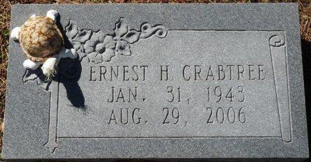 CRABTREE, ERNEST H - Wakulla County, Florida   ERNEST H CRABTREE - Florida Gravestone Photos