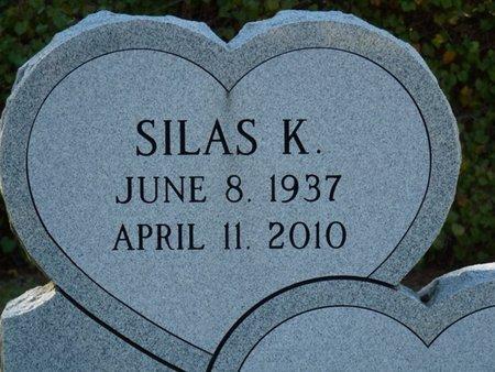 CRUM, SILAS K - Wakulla County, Florida   SILAS K CRUM - Florida Gravestone Photos
