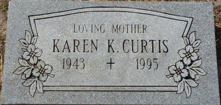 CURTIS, KAREN KAY - Wakulla County, Florida   KAREN KAY CURTIS - Florida Gravestone Photos