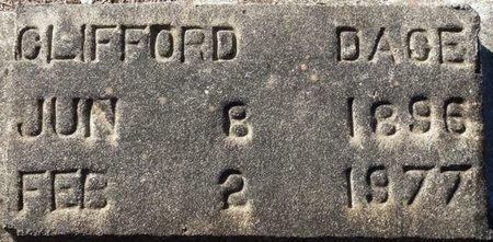 PORTER DACE, CLIFFORD - Wakulla County, Florida | CLIFFORD PORTER DACE - Florida Gravestone Photos