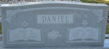 DANIEL, JOSIE LEE - Wakulla County, Florida | JOSIE LEE DANIEL - Florida Gravestone Photos