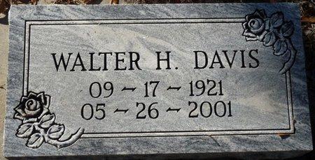 DAVIS, WALTER H - Wakulla County, Florida   WALTER H DAVIS - Florida Gravestone Photos