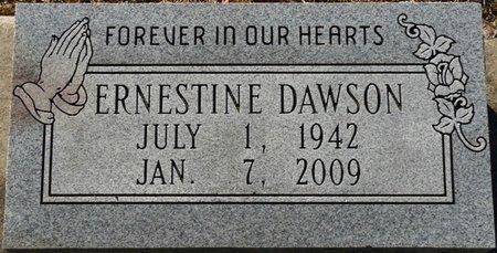 DAWSON, ERNESTINE - Wakulla County, Florida   ERNESTINE DAWSON - Florida Gravestone Photos