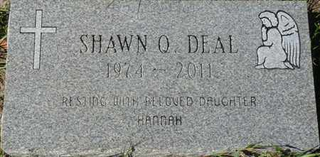 DEAL, SHAWN Q - Wakulla County, Florida | SHAWN Q DEAL - Florida Gravestone Photos