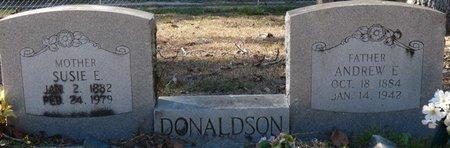 DONALDSON, ANDREW E - Wakulla County, Florida | ANDREW E DONALDSON - Florida Gravestone Photos