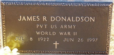 DONALDSON (VETERAN WWII), JAMES R (NEW) - Wakulla County, Florida   JAMES R (NEW) DONALDSON (VETERAN WWII) - Florida Gravestone Photos