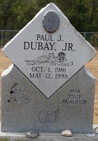DUBAY JR., PAUL J - Wakulla County, Florida   PAUL J DUBAY JR. - Florida Gravestone Photos