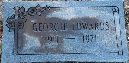 EDWARDS, GEORGIE - Wakulla County, Florida | GEORGIE EDWARDS - Florida Gravestone Photos