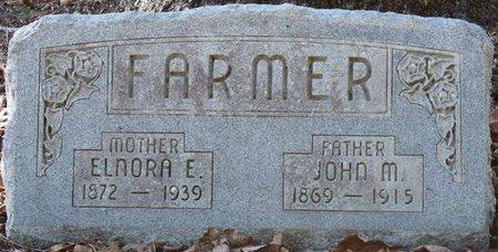 FARMER, ELNORA M - Wakulla County, Florida | ELNORA M FARMER - Florida Gravestone Photos