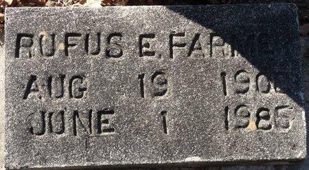 FARMER, RUFUS E - Wakulla County, Florida   RUFUS E FARMER - Florida Gravestone Photos