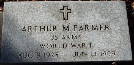 FARMER (VETERAN WWII), ARTHUR M (NEW) - Wakulla County, Florida   ARTHUR M (NEW) FARMER (VETERAN WWII) - Florida Gravestone Photos