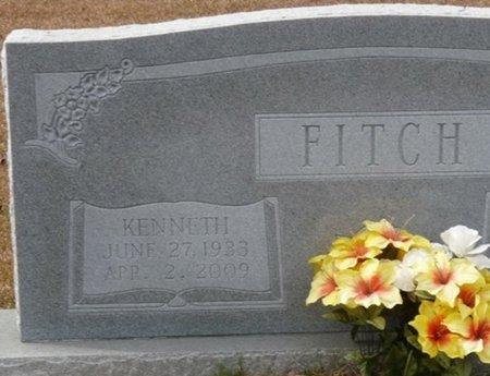 FITCH, KENNETH - Wakulla County, Florida | KENNETH FITCH - Florida Gravestone Photos
