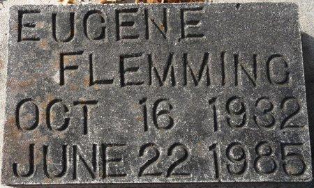 FLEMMING, EUGENE - Wakulla County, Florida | EUGENE FLEMMING - Florida Gravestone Photos