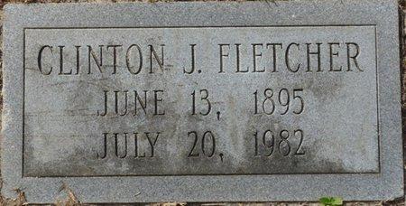 FLETCHER, CLINTON J - Wakulla County, Florida | CLINTON J FLETCHER - Florida Gravestone Photos