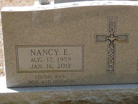 FORD, NANCY E - Wakulla County, Florida | NANCY E FORD - Florida Gravestone Photos