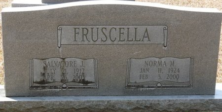 FRUSCELLA, NORMA M - Wakulla County, Florida | NORMA M FRUSCELLA - Florida Gravestone Photos