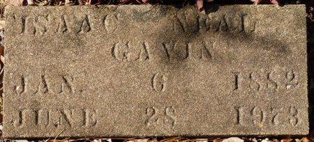 GAVIN, ISAAC NEAL - Wakulla County, Florida | ISAAC NEAL GAVIN - Florida Gravestone Photos