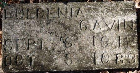 GAVIN, LUECENIA - Wakulla County, Florida | LUECENIA GAVIN - Florida Gravestone Photos