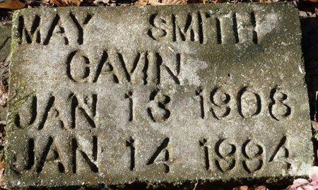 GAVIN, MAY SMITH - Wakulla County, Florida | MAY SMITH GAVIN - Florida Gravestone Photos