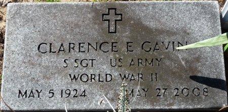 GAVIN (VETERAN WWII), CLARENCE EUGENE (NEW) - Wakulla County, Florida | CLARENCE EUGENE (NEW) GAVIN (VETERAN WWII) - Florida Gravestone Photos