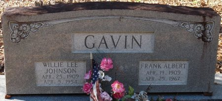 GAVIN, FRANK ALBERT - Wakulla County, Florida | FRANK ALBERT GAVIN - Florida Gravestone Photos