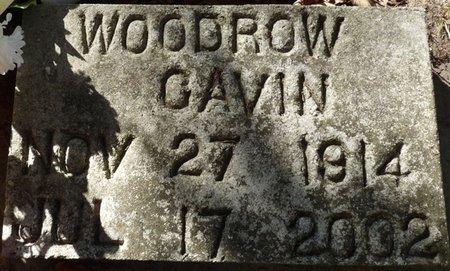 GAVIN, WOODROW - Wakulla County, Florida   WOODROW GAVIN - Florida Gravestone Photos
