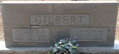 GILBERT, FREDERICK AUGUSTUS - Wakulla County, Florida | FREDERICK AUGUSTUS GILBERT - Florida Gravestone Photos