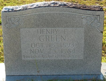 GREEN, HENRY F - Wakulla County, Florida   HENRY F GREEN - Florida Gravestone Photos