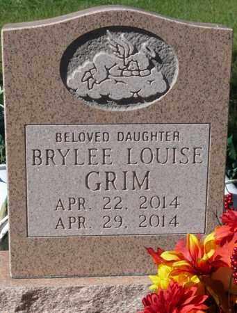 GRIM, BRYLEE LOUISE - Wakulla County, Florida   BRYLEE LOUISE GRIM - Florida Gravestone Photos