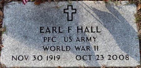 HALL (VETERAN WWII), EARL F (NEW) - Wakulla County, Florida   EARL F (NEW) HALL (VETERAN WWII) - Florida Gravestone Photos
