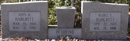 HARGRETT, MABEL E - Wakulla County, Florida | MABEL E HARGRETT - Florida Gravestone Photos