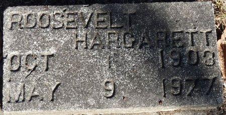 HARGRETT, ROOSEVELT - Wakulla County, Florida | ROOSEVELT HARGRETT - Florida Gravestone Photos