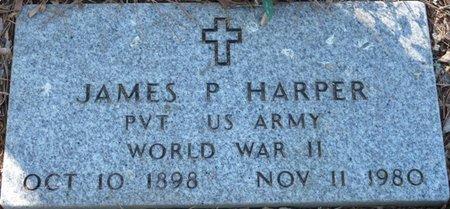 HARPER (VETERAN WWII), JAMES P (NEW) - Wakulla County, Florida | JAMES P (NEW) HARPER (VETERAN WWII) - Florida Gravestone Photos