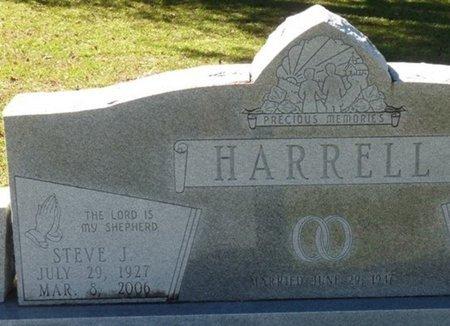 HARRELL, STEVE JAMES - Wakulla County, Florida | STEVE JAMES HARRELL - Florida Gravestone Photos